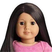 "My American Girl 18"" #25 Doll Light Skin Long Black Hair, Brown Eyes NEW in Box"
