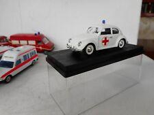 VITESSE VW VOLKSWAGEN KEVER BEETLE  1:43 Scale  Ambulance  M Box