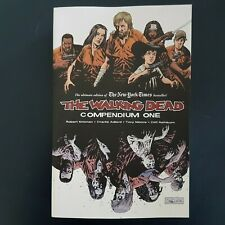 The Walking Dead Compendium Volume 1 by Robert Kirkman
