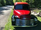 1948 Chevrolet Panel 3100 Panel Truck 1948 Chevrolet Panel SUV Red RWD Automatic 3100 Panel Truck