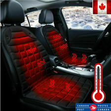 Heated Car Seat Cushion DC 12V Heated Car Seat Cover with Temperature Controller