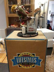 Looney Tunes Lifestyles Of The 90''s - Tasmamian Devil Fitness Fanatic