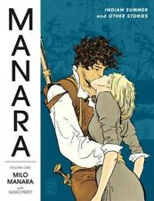 Manara Library 1 : Indian Summer and Other Stories, Paperback by Milo, Manara...