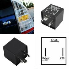 Waterproof 3 Pin Electronic LED Flasher Relay CF13 JL-02 For Turn Signal Flash