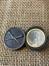 WWI US LOCKET Collar Disc with Photo Original