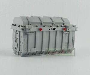 1/50 ELIN Transformer model Resin Can Collocation Forklifts cranes