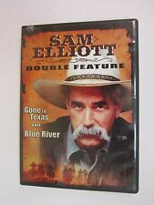 Sam Elliott Double Feature: Gone to Texas and Blue River (DVD, 2009)