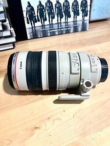 Canon EF 100-400mm f/4.5-5.6 L IS Ultrasonic Lens