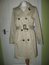 H&M Hip Length Patternless Outdoor Coats & Jackets for Women