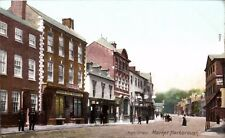 Market Harborough. High Street # 14623 by Wrench.