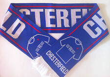 CHESTERFIELD Football Scarves NEW from Superior Acrylic Yarns