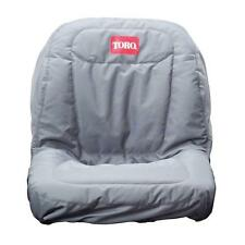 "NEW TORO GENUINE OEM Timecutter 18"" Seat Cover w/o Arm Rest #117-0096"