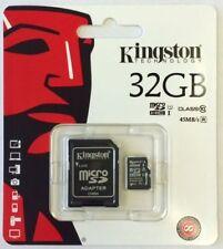 Memory card per BlackBerry Q10 con 32 GB di archiviazione