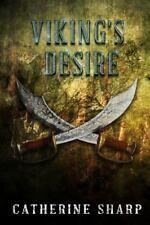 Viking's Desire: Sexy-Romance Novel: A Viking Love Story