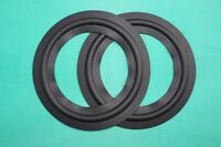 """2 pcs 8"""" 8 inch Rubber surround for TANNOY Woofer bass speaker 120 145 170 195mm"""