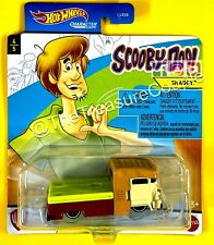 Hot Wheels - SCOOBY-DOO - SHAGGY Character Cars 4 Of 5 NEW IN PACKAGE