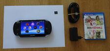 Sony PS Vita-PlayStation PSV 1004 WIFI WLAN + 4gb + Gioco: FIFA Football