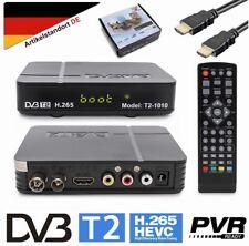 100% DVB-T2 Digital HD TV BOX Receiver DVBT2 H.265 HDMI IR USB PVR VP8 AVS AVS+
