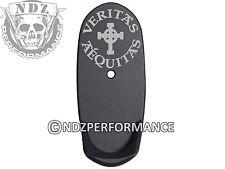for Shield S&W Grip Extension Mag Plate L 9 40 Bk Veritas Aequitas 4