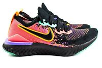 Nike Epic React Flyknit 2 (Womens Size 6) Running Shoes CK0818 001 Multicolor