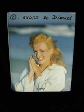 Marilyn Monroe Film Actress Model Photography Biography HB Andre de Dienes