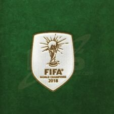 OFFICIAL FIFA WORLD CUP CHAMPION 2018 GOLD SENSCILIA FRANCE Home Away 2018 Patch