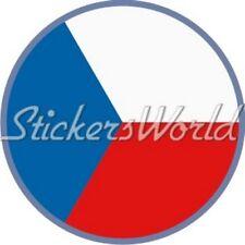TSCHECHISCHE Luftwaffe Flugzeug TSCHECHOSLOWAKEI Roundel100mm  Sticker Aufkleber