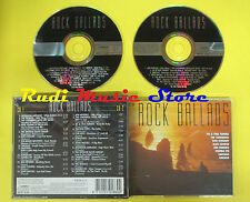 CD ROCK BALLADS compilation CHICAGO SANTANA HENDRIX A. COOPER (C3) no lp mc dvd