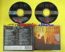 CD ROCK BALLADS compilation CHICAGO SANTANA HENDRIX A. COOPER (C3) no lp mc dvd