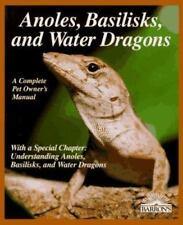 Anoles, Basilisks, and Water Dragons