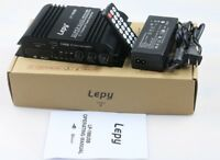 LEPY LP-168USB With USB 2.1 2 x 40-Watt Amplifier Sub Output Remote Car Hi-Fi