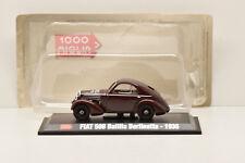 FIAT 508 BALILLA #45 1000 MIGLIA 1936 STARLINE 1/43 NEUVE SOUS BLISTER