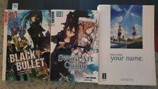 Mangas / Novel