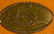 National Aquarium In Baltimore Shark Pressed Elongated Penny Retired Copper