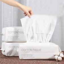 50/100pcs Soft Cotton Tissue Face Wipe Clean Makeup Pad Cosmetic Towel Skin Care