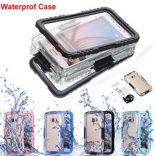 Shockproof Dirtproof Real Waterproof Cover Case fr Samsung Galaxy Note 8 S7 edge