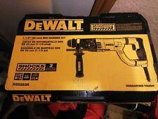 Dewalt D25263k D Handle Sds Rotary Hammer With Shocks 1 18