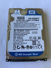 "160GB Internal Laptop Hard Drive 2.5"" HD HDD 5400 RPM - Fast Shipping"