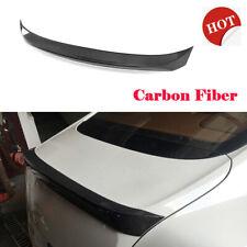 Carbon Fiber Rear Trunk Spoiler For Bentley Continental GT Coupe 2-Door 12-14