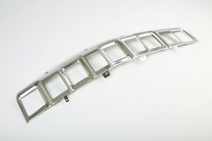 Mercedes ML W164 Optical Offroad Package Front Bottom Chrome cover A1648851222
