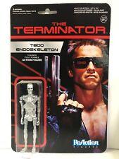 Terminator Reaction Action Figure T-800 Endoskeleton 10 cm Funko Figures