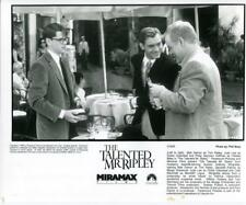 "M.Damon,J.Law, P.Hoffman""The Talented Mr. Ripley"" Vintage Movie Still"