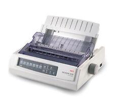 OKI Microline Ml3320eco 9-pin Dot Matrix Printer 80 Column 240x216dpi