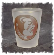 Florida State University Seminoles Frosted Shot Glass