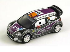 OFFER Spark Model 1:43 S3305 Citroen DS3 WRC #14 Acropolis Rally 2011 NEW