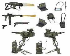 NECA ALIENS ACCESSORY PACK - ALIEN USCM ARSENAL WEAPONS PACK DELUXE MARINE PACK