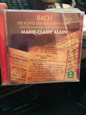 Marie-Claire Alain - Bach: Die Kunst Der Fuge (2CD)