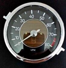 BMW 2000 CS Drehzahlmesser f. leistungsgesteigerte Motoren roter Bereich ab 7300