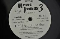 Children Of The Sun (9) ‎– Eastside House Junkies 3 LP ES-H-J-003 VG+