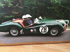 TRIUMPH tr2 lm52 slot KIT 1:32 NUOVO OVP SIM. proto slot Classic BSR OCAR F. Carrera